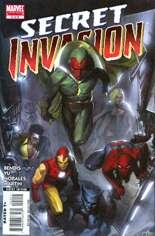 Secret Invasion (2008-2009) #2 Variant A