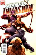 Secret Invasion (2008-2009) #2 Variant B: 1:20 Variant
