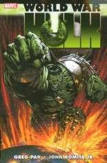 World War Hulk (2007-2008) #TP Variant A