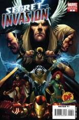 Secret Invasion (2008-2009) #2 Variant E: Dynamic Forces Exclusive; Limited to 2500 Copies