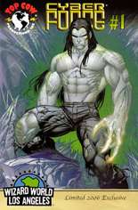 Cyberforce (2006) #1 Variant I: WWLA Exclusive
