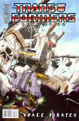 Transformers: Best of the UK - Space Pirates #3 Variant A