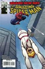 Amazing Spider-Man (1999-2014) #559