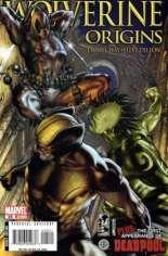 Wolverine: Origins (2006-2010) #25 Variant B: Secret Skrull Variant