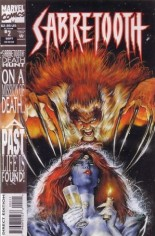 Sabretooth (1993) #2 Variant C: Signed by Mark Texeira w/ Lone Star COA