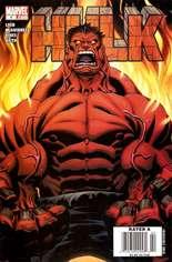 Hulk (2008-2012) #1 Variant B: Newsstand Edition