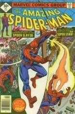 Amazing Spider-Man (1963-1998) #167 Variant B: Whitman Variant