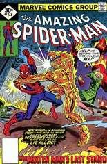 Amazing Spider-Man (1963-1998) #173 Variant C: Whitman Variant