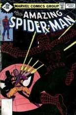 Amazing Spider-Man (1963-1998) #188 Variant B: Whitman Variant