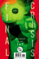 Final Crisis (2008-2009) #1 Variant A