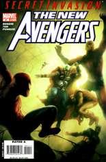 New Avengers (2005-2010) #41