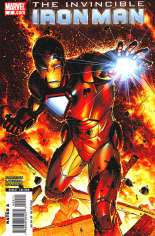 Invincible Iron Man (2008-2012) #2 Variant B