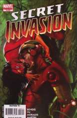 Secret Invasion (2008-2009) #3 Variant A