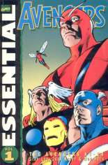 Essential Avengers #TP Vol 1 Variant B