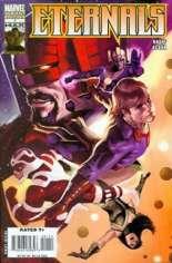 Eternals (2008-2009) #1 Variant B: Variant Edition