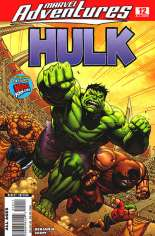Marvel Adventures: Hulk (2007-2008) #12