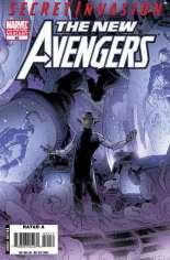New Avengers (2005-2010) #40 Variant C: 2nd Printing