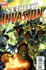 Secret Invasion (2008-2009) #2 Variant F: 2nd Printing