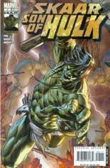 Skaar: Son of Hulk (2008-2009) #1 Variant A