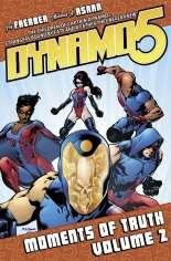 Dynamo 5 (2007-2009) #TP Vol 2