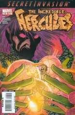 Incredible Hercules (2008-2010) #118 Variant A