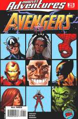 Marvel Adventures: The Avengers (2006-2009) #25