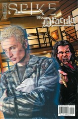 Spike vs. Dracula #5 Variant A