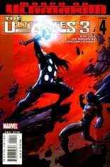 Ultimates 3 (2008) #4 Variant A