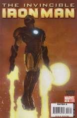 Invincible Iron Man (2008-2012) #3 Variant B