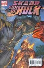 Skaar: Son of Hulk (2008-2009) #1 Variant D: 2nd Printing