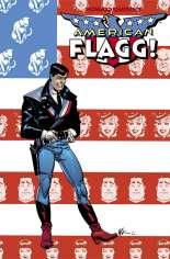 American Flagg (1983-1988) #HC Vol 1 Variant A
