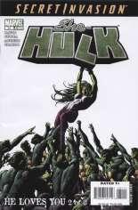 She-Hulk (2005-2009) #31 Variant A