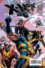 Uncanny X-Men (1963-2011) #500 Variant B: Direct Edition; Wraparound Cover