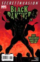Black Panther (2005-2008) #39 Variant A
