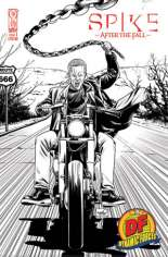 Spike: After the Fall (2008) #1 Variant F: Dynamic Forces Sketch Cover