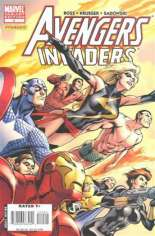 Avengers/Invaders (2008-2009) #4 Variant C: 1:25 Variant