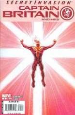 Captain Britain and MI13 (2008-2009) #4
