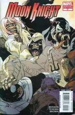 Moon Knight (2006-2009) #21 Variant B: Monkey Variant