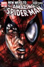 Amazing Spider-Man (1999-2014) #570 Variant B: Peter Parker Cover
