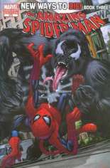 Amazing Spider-Man (1999-2014) #570 Variant C: 1:10 Monkey Cover