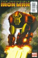 Invincible Iron Man (2008-2012) #5 Variant C: Monkey Cover