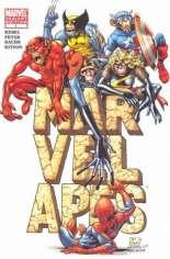 Marvel Apes (2008-2009) #1 Variant B: Variant Edition