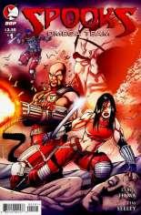 Spooks: Omega Team #1 Variant A