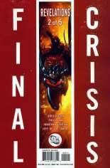 Final Crisis: Revelations #2 Variant B