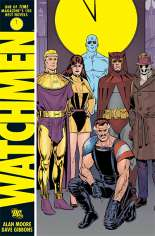 Watchmen (1986-1987) #TP Variant E: International Edition