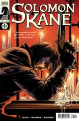 Solomon Kane (2008-2009) #1 Variant A