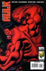 Hulk (2008-2012) #6 Variant A: Red Hulk Cover
