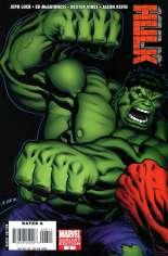 Hulk (2008-2012) #6 Variant B: Green Hulk Cover