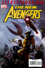 New Avengers (2005-2010) #45 Variant B: Direct Edition