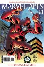 Marvel Apes (2008-2009) #1 Variant C: Hero Initiative Exclusive